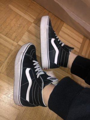 Vans Sneaker Schuhe Plateau