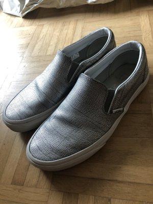 Vans Skater Shoes silver-colored