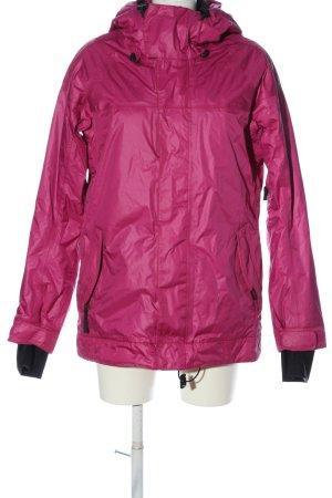 Vans Sportjacke pink Casual-Look