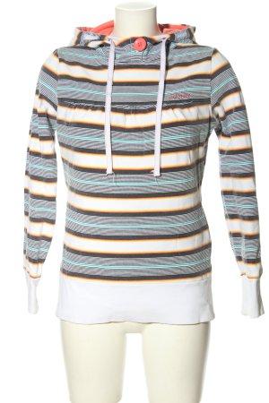 Vans Sweatshirt Streifenmuster Casual-Look