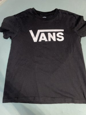 Vans Basic Shirt black-white