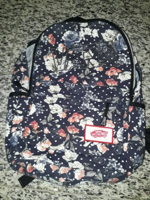 Vans Trekking Backpack pink-dark blue