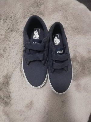 Vans Zapatillas con velcro azul oscuro