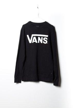 VANS Unisex Sweatshirt in Schwarz