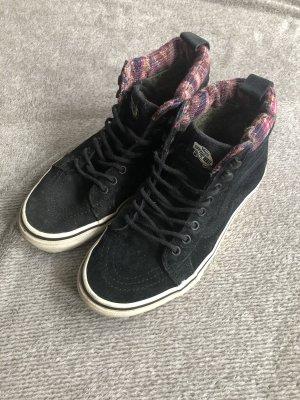 Vans Zapatos de patinador negro
