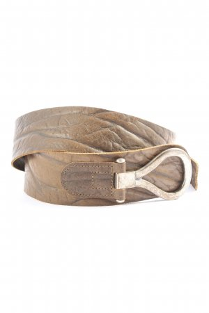 Vanzetti Leather Belt brown casual look