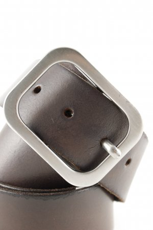 Vanzetti Leather Belt brown business style