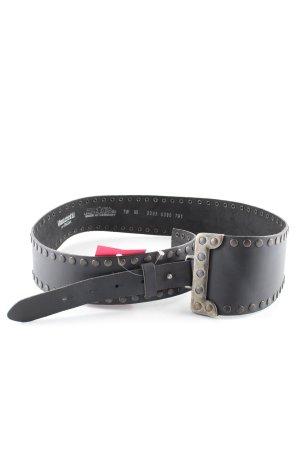 Vanzetti Waist Belt black casual look