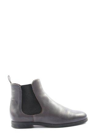 Varese Bottillons gris clair style décontracté