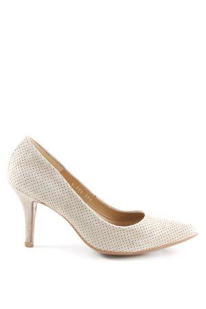 Varese High Heels beige-hellbraun Elegant