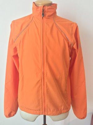 Vaude Sports Jacket neon orange-grey