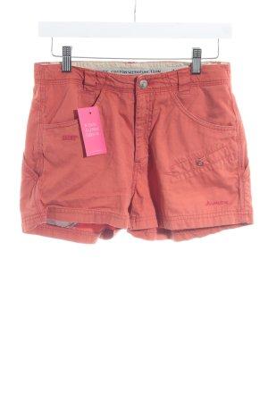 Vaude Hot Pants lachs-hellrot schlichter Stil