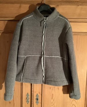 Vaude Fleece Jackets grey-white polyester