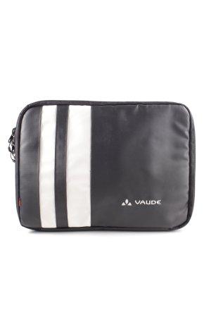 Vaude Notebooktasche schwarz-weiß sportlicher Stil
