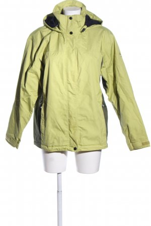 Vaude Outdoorjacke grün Casual-Look