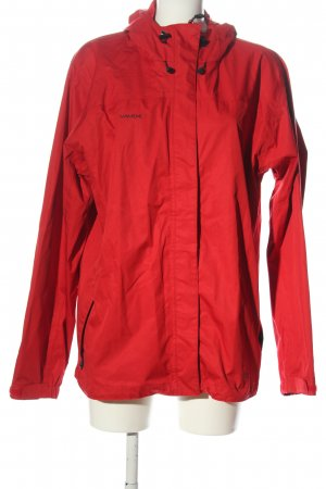 Vaude Sports Jacket red casual look