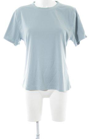 Vaude T-Shirt blau Casual-Look
