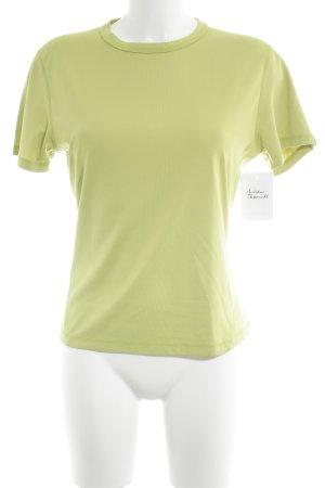 Vaude T-Shirt wiesengrün Casual-Look