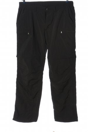 Vaude Thermohose schwarz Casual-Look