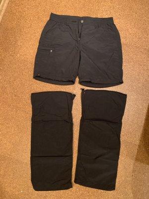 Vaude Pantalon de sport gris foncé