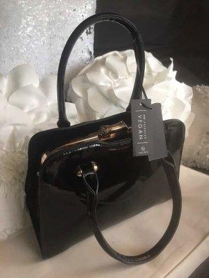 Vegan Damen Handtasche La Terre Fashion Bag Lack Tasche 33x35x15