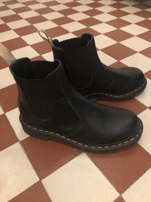 Vegane Chelsea Boots - Dr. Martens