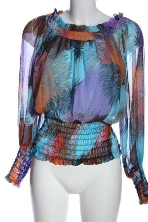 Vegas Collection Langarm-Bluse