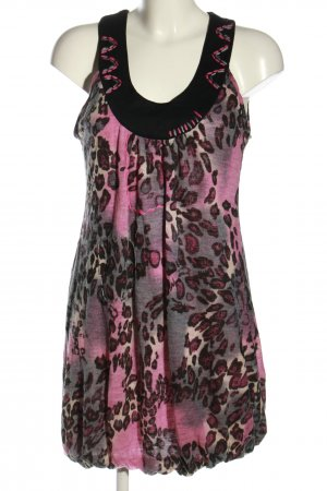 Vegas Collection Minikleid Allover-Druck Casual-Look