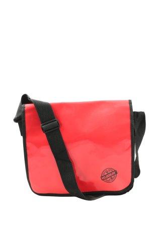 Velocolor Collegetasche rot-schwarz sportlicher Stil