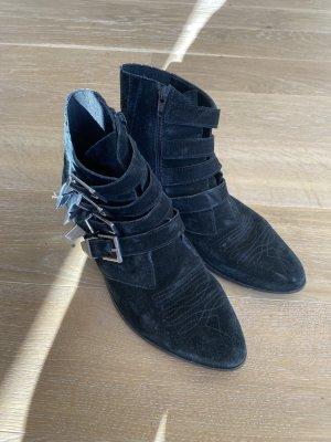 Bronx Chukka boot noir
