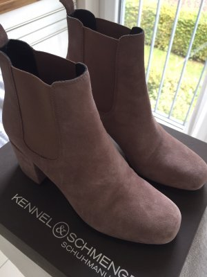 Kennel & Schmenger Low boot or rose cuir