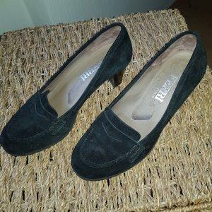 Ferri Italia Loafers zwart
