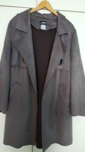 Amy Vermont Trench Coat dark grey