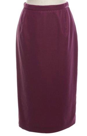 Bogner Midi-rok bruin-paars Polyester