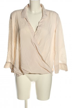 Velvet by Graham & Spencer Langarm-Bluse creme Casual-Look