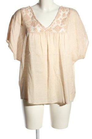 Velvet by Graham & Spencer Oversized Shirt creme Casual-Look