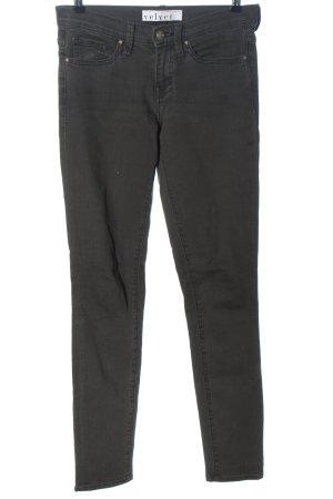Velvet by Graham & Spencer Drainpipe Trousers black casual look