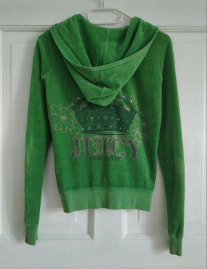 Velvet hood Juicy Couture