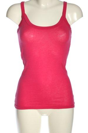 Velvet Lange top roze casual uitstraling