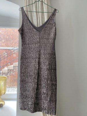 Velvet Pailletten Kleid