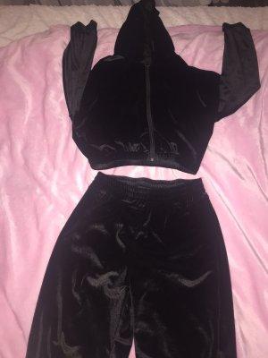 Leisure suit black