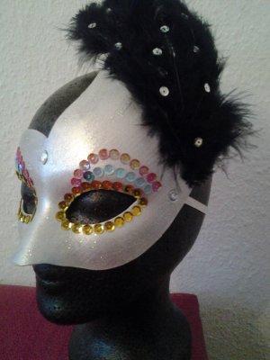 Bijoux pour la tête argenté-noir