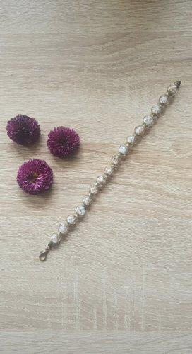 Pearl Bracelet gold-colored-azure