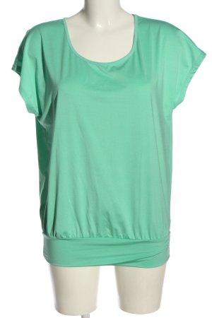 Venice beach Camiseta Básico verde elegante