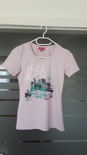 Venice beach Sports Shirt light pink