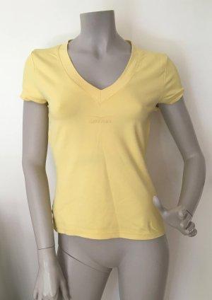 Venice Beach Funktionsshirt Sport T-Shirt gelb Gr. M
