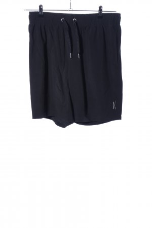 Venice beach Shorts schwarz Casual-Look