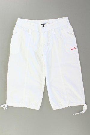 Venice Beach Shorts Größe L weiß aus Baumwolle