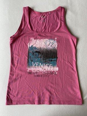 Venice beach Maglietta sport rosa