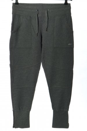 Venice beach Pantalone fitness grigio chiaro puntinato stile casual